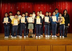 九龍東區小學校際游泳比賽