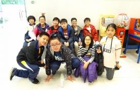 樂華天主教小學 - 六年級教育營